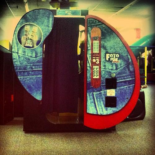 WPIR - i heart photo booths