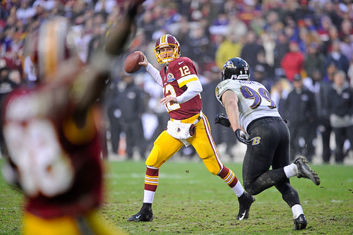 kirk cousins' path prepared him for NFL success
