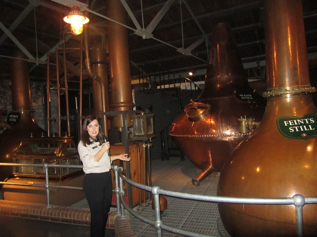Triple destilado Jameson