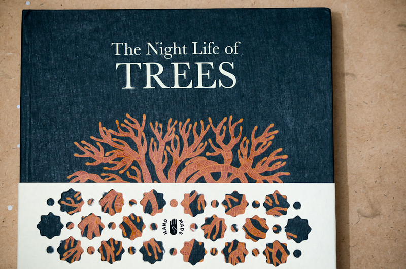 The Night Life of Trees Book Cover