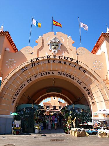 Nuestra Señora de africa Market, Santa Cruz, Tenerife