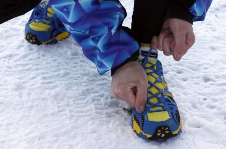 V čem a jak běhat na zmrzlém podkladu?