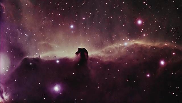 Nebula - horsehead