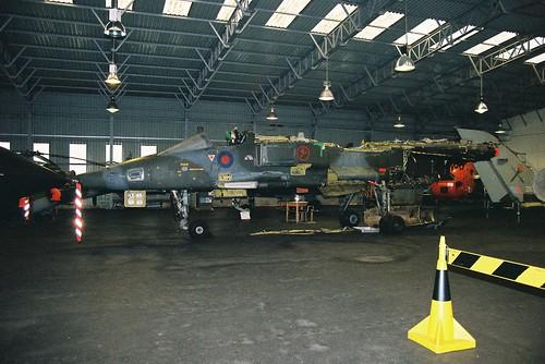 XX722/EF Jaguar GR.1