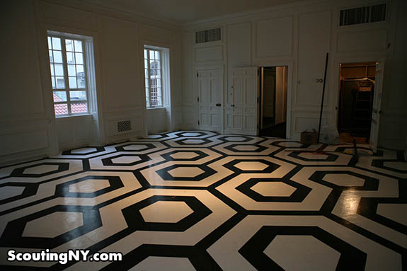 Finding The Shining In New York City Scouting Ny