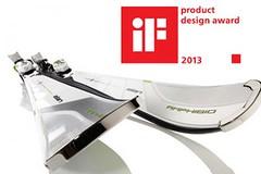 Lyže Amphibio 14 získaly ocenění iF Product Design 2013