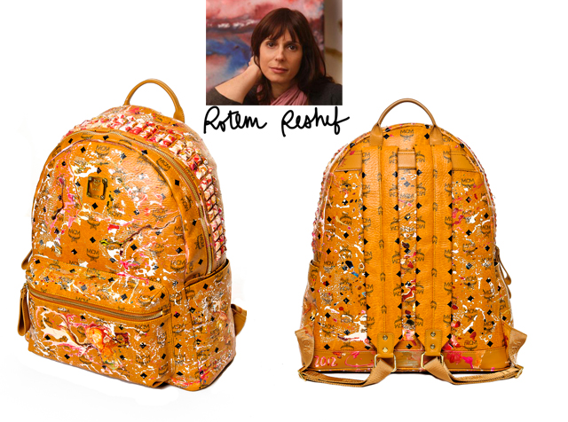 Rotem-Reshefpainted-backpack