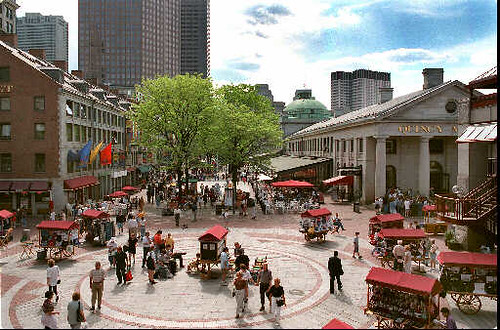 Faneuil Hall Marketplace/Quincy Market