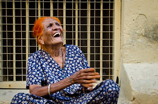 Vintage Mombasa Lady