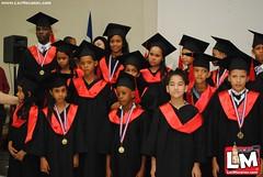 El Centro Winston Arnaud gradúa cientos de técnicos en Moca
