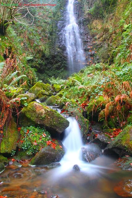 Cascada. Efecto Seda #Photography #Foto #Flickr 36