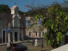 Capilla del antiguo complejo militar Castillo del Morro-Fortaleza de la Cabaña Habana, Cuba, 2007.