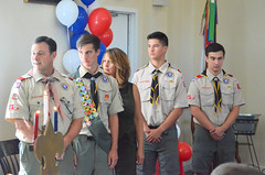2016-08-07 (60) Eagle Scout Court of Honor for Justin Magill