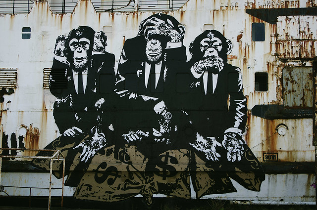 "Goin ""Council of Monkeys"" at the Duke of Lancaster"