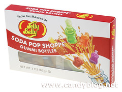 Jelly Belly Soda Pop Shoppe Gummi Bottles