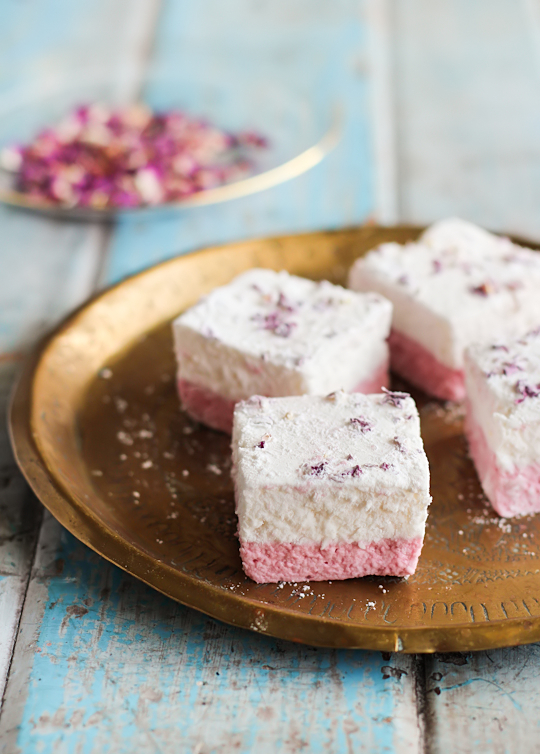 Ispahan Marshmallows