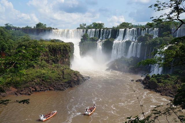 Cataratas del Iguazú. Parque Nacional de Iguazú