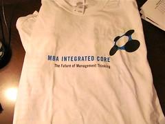 UBC PT MBA Core - Tshirt