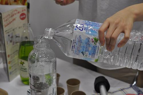 自家製 炭酸水 ソーダスパークル