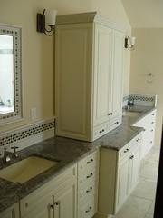 floor, kitchen, countertop, room, interior design, plumbing fixture, cabinetry, flooring, sink,