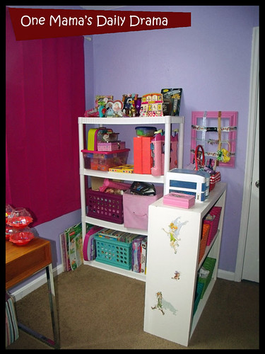 tween girls room