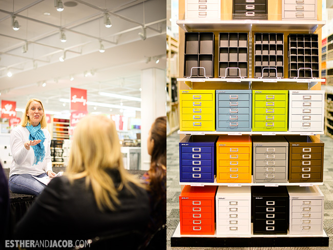 The Container Store in Buckhead Grand Opening | Blogger Preview Event