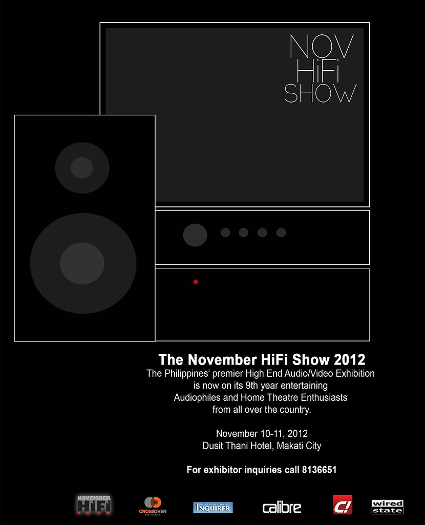 nov hifi poster official