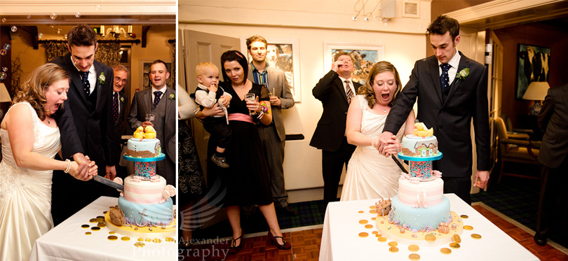 133 Cirencester Cupcake Wedding Cake