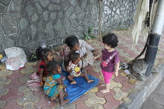 Nerjis Asif Shakir Among The Homeless of Bandra by firoze shakir photographerno1