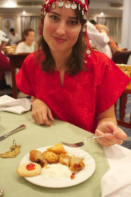 225 - Fiesta de la chilaba