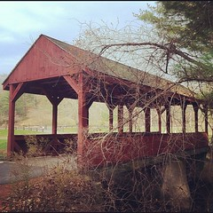 Love me a covered bridge.