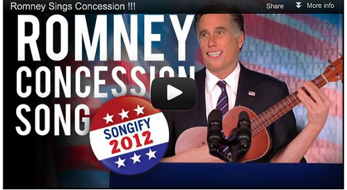WATCH: Only a Fool thinks ROMNEY Lost