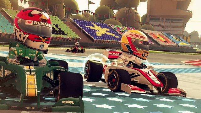 F1 Race Stars on PS3