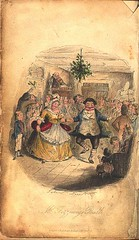 Charles Dickens: A Christmas Carol, Frontispiece Mr Fezziwig's Ball