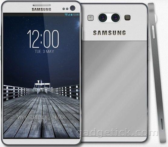 дата выхода Samsung Galaxy S4