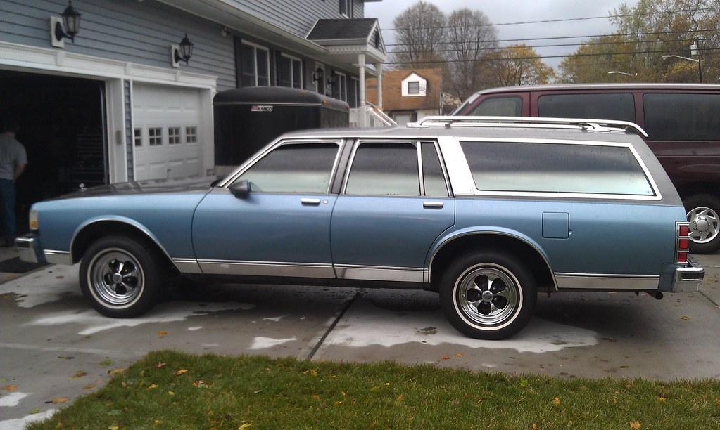 My '89 Caprice Wagon Project