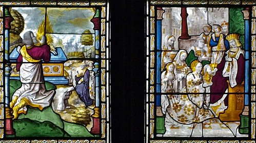 C15th Flemish glass (1)