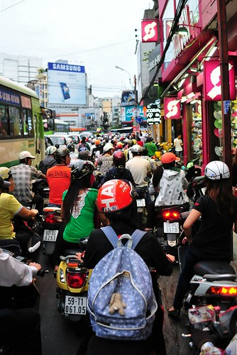 Caos circulatorio Vietnam
