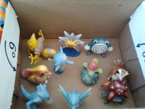 Tchau, pokemons!