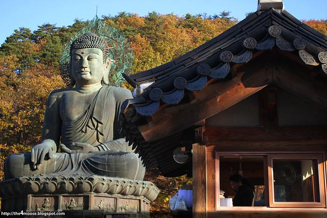Reunification Buddha, Seoraksan