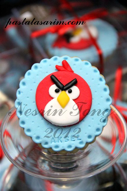 aksel angry birds cookies (Medium)
