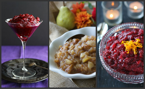 My Favorite Thanksgiving Recipes: Turkey to Side Dish & Dessert by Cookin' Canuck