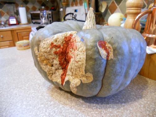zombie pumpkin 001