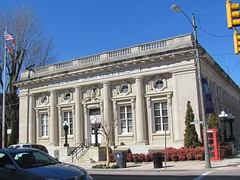 Former US Post Office, Henderson, NC