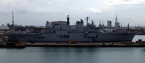 R07, HMS Ark Royal (1981)