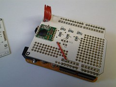 Arduino RF Shield