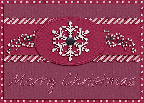 Christmas Card 1 by Lukasmummy