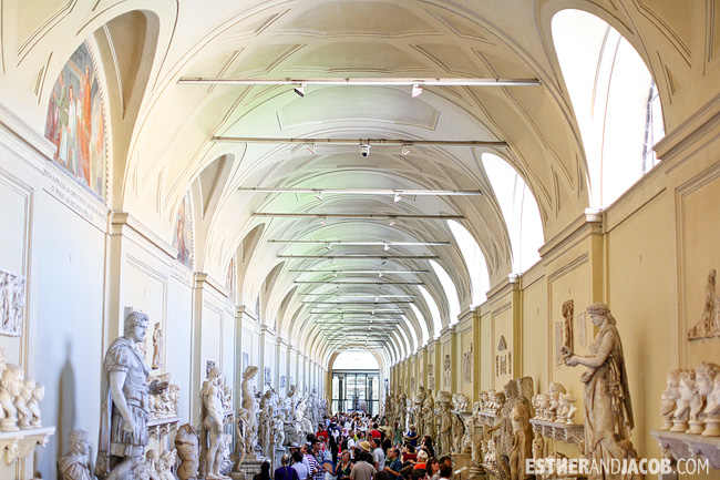 Vatican Museum When in Rome Day 2 | What to do and see in Rome in 48 hours | Travel Photography
