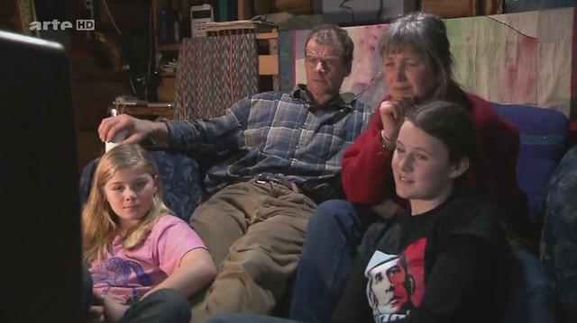 Famille Olesen - Husky Family