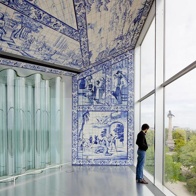 6 Top Interior Design Projects From Porto Portugal: Casa Da Música, Porto, Portugal